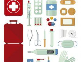 Kit de primeros auxilios para tu viaje