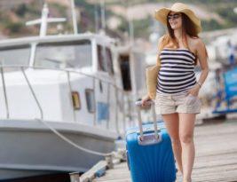 Embarazo y viajes – Viajando en Barco