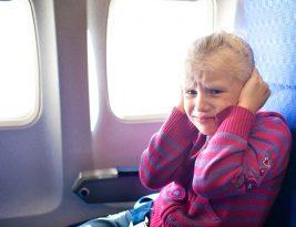 Salud en los vuelos