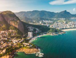 Brasil, el país más grande de Sudamérica