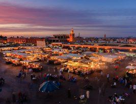 Marruecos, un lugar para los cinco sentidos