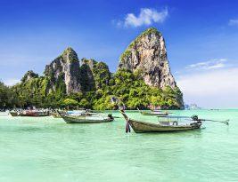 Tailandia, entre templos y playas