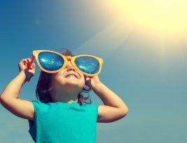 Estar al sol…