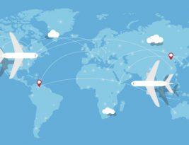 Cómo enfrentar un vuelo prolongado