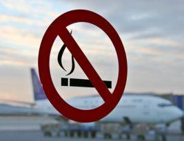 Viajeros fumadores