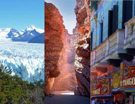 Turismo por Argentina: Destinos para todos los gustos