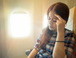 Qué evitar antes de los vuelos largos